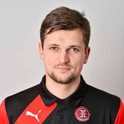 Dāvis Burvis FS LEEVON futbola treneris