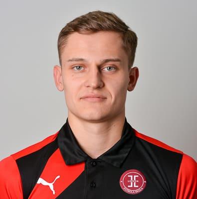 Nauris Vilciņš FS LEEVON futbola treneris