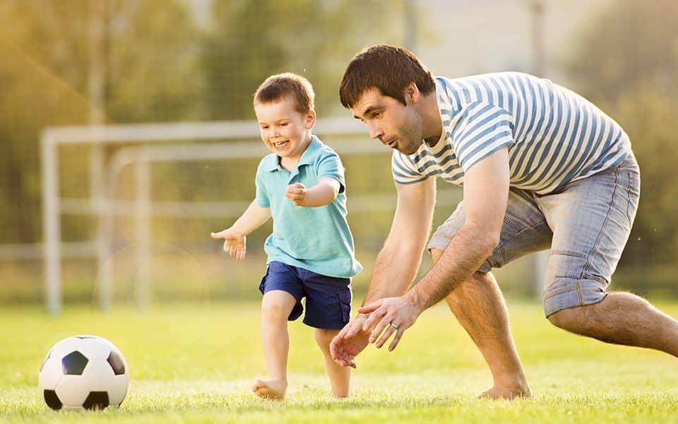 Kā labāk sagatavoties pirmajai futbola nodarbībai