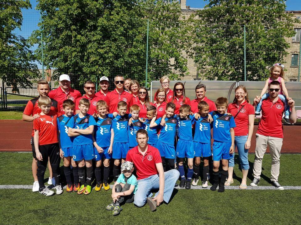 Rīgas futbola čempionāts - LEEVON